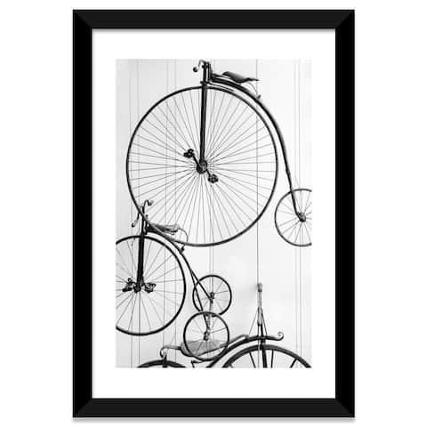 iCanvas Classic Rides by Danita Delimont Framed Fine Art Paper Print