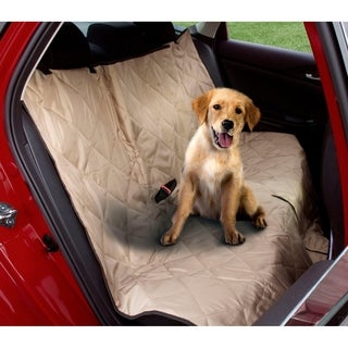 Quilted Dog Seat Covers -Back Seat Covers For Dogs - Pet Car Seat Covers