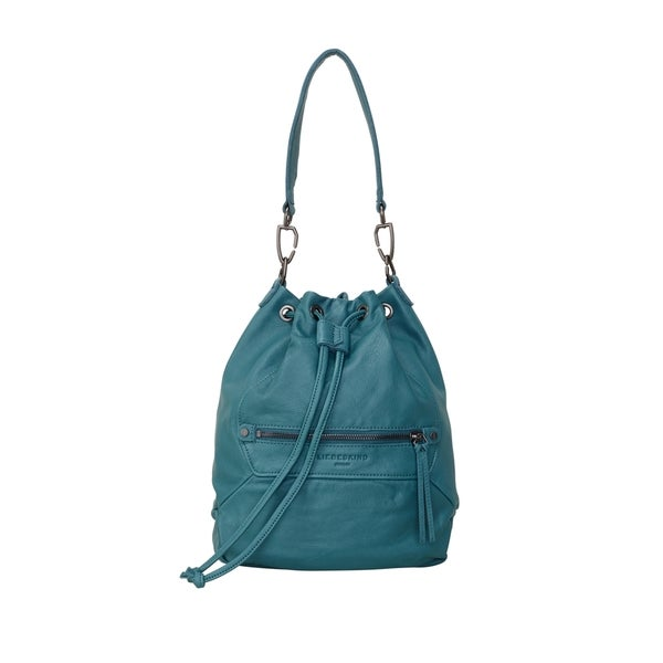 47fed8f5dcd0 Shop Liebeskind Berlin Brooklyn Leather Bucket Shoulder Handbag ...
