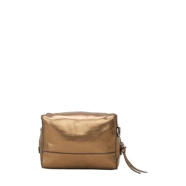 Liebeskind Berlin Syracuse Metallic Leather Crossbody Handbag