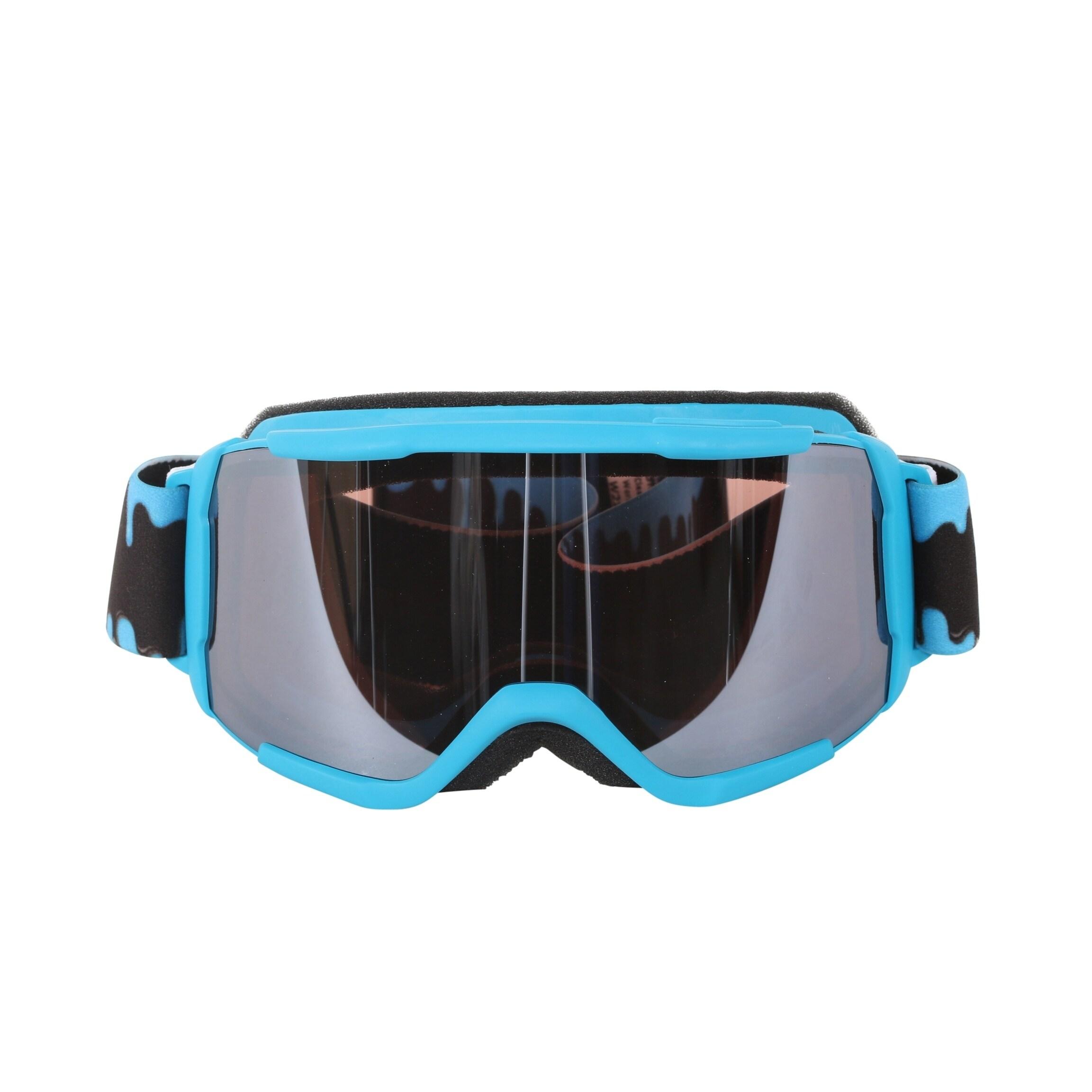 Smith Optics Cyan (Blue) Slime Daredevil Youth Medium Fit...