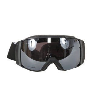 Smith Optics Black ChromaPop Sun I/O Interchangeable Snow Goggles