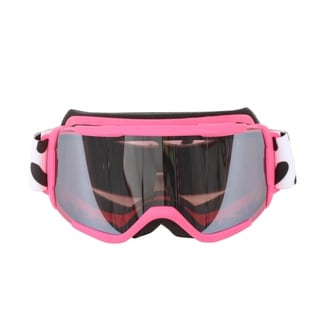 Smith Optics Pink Jam Daredevil Youth Medium Fit Goggles with Ignitor Mirror Lenses