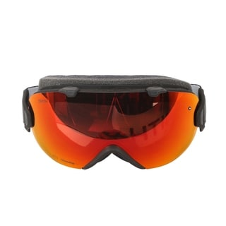 Smith Optics Black ChromaPop Everyday I/OS Interchangeable Snow Goggles