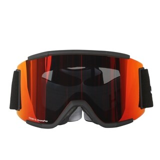 Smith Optics Black ChromaPop Sun Squad XL Interchangeable Snow Goggles