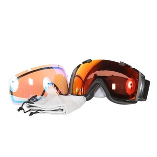 Smith Optics Black ChromaPop Everyday I/O Interchangeable Snow Goggles