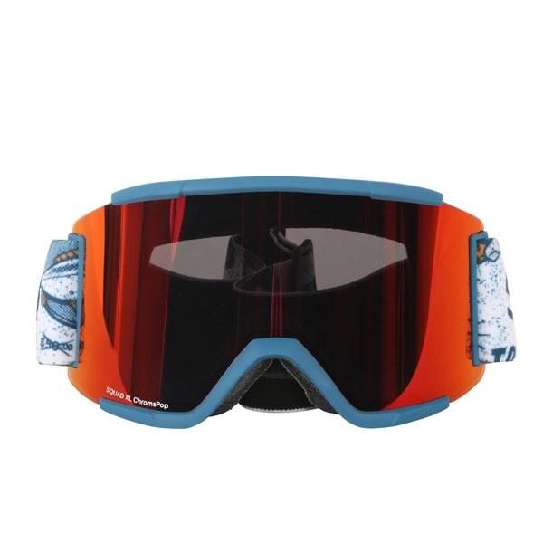 e711ddfce7 Smith Optics Kindred ChromaPop Sun Squad XL Interchangeable Snow Goggles