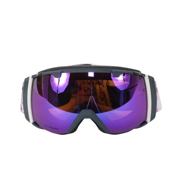 53780c304adba Smith Optics Thunder Composite ChromaPop Everyday I O Interchangeable Snow  Goggles