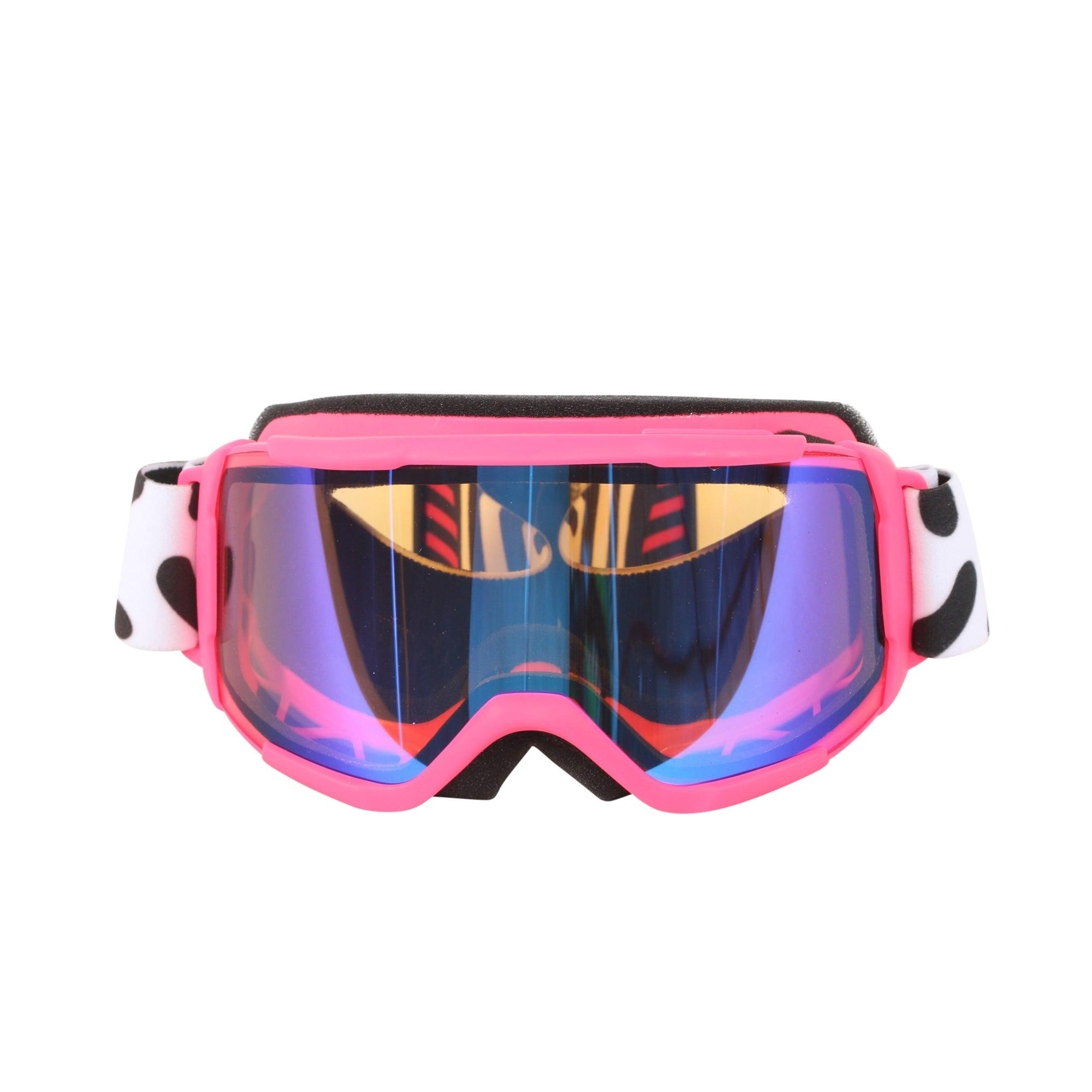 Smith Optics Pink Jam Daredevil Youth Medium Fit Goggles ...
