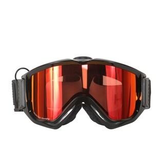 Smith Optics Black ChromaPop Everyday Knowledge Turbo Fan Snow Goggles