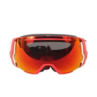 Smith Optics Fire Split ChromaPop Sun I/O 7 Interchangeable Snow Goggles