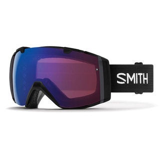 Smith Optics I/O ChromaPop Photochromic Snow Goggles - II7CPZBK18 - Black/ChromaPop Photochromic Rose Flash