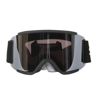 Smith Optics Black ChromaPop Sun Squad XL Interchangeable Snow Goggles