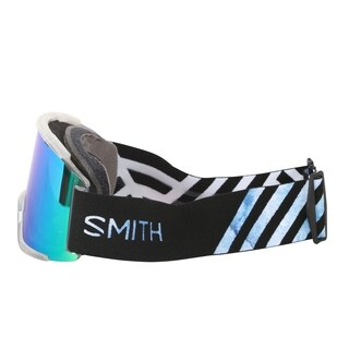 Smith Optics Squall ChromaPop Sun Squad XL Interchangeable Snow Goggles