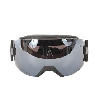 Smith Optics Black ChromaPop Sun I/OX Interchangeable Snow Goggles