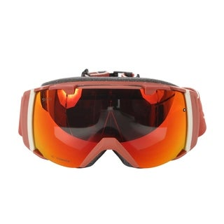 Smith Optics Adobe Split ChromaPop Sun I/O Interchangeable Snow Goggles