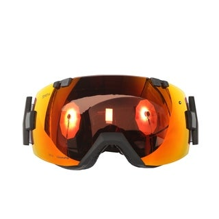 Smith Optics Black ChromaPop Everyday I/OX Interchangeable Snow Goggles