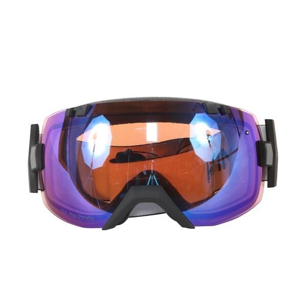 0255b6cabc8 Smith Optics Black ChromaPop Photochromic I OX Interchangeable Snow Goggles