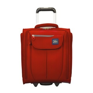 Skyway Mirage 2.0 True Red 16-inch Under Seat Carry On Rolling Tote Bag