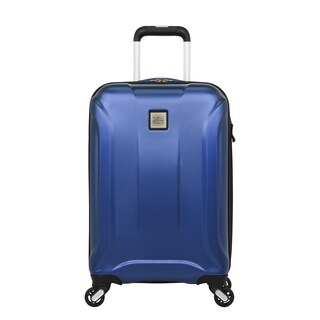 Skyway Nimbus 3.0 Cobalt Blue 20-inch Hardside Carry On Spinner Suitcase