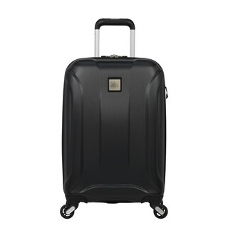 Skyway Nimbus 3.0 Black 20-inch Hardside Carry On Spinner Suitcase