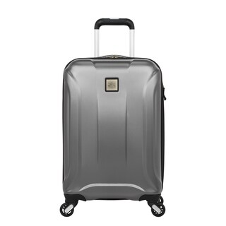 Skyway Nimbus 3.0 Silver 20-inch Hardside Carry On Spinner Suitcase