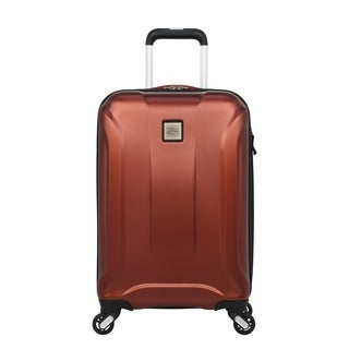 Skyway Nimbus 3.0 Cranberry 20-inch Hardside Carry On Spinner Suitcase