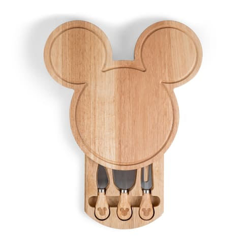 Mickey Mouse - Mickey Head Shaped Cheese Board