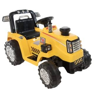 6V Tractor - Yellow|https://ak1.ostkcdn.com/images/products/18224988/P24365882.jpg?impolicy=medium