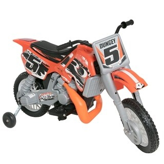 Ryan Dungey Motocross 12V Dirt Bike - Orange