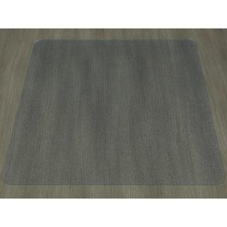"Ottomanson Hard Floor Chair Mat Clear Plastic Mat Protector, (30"" x 48"")"