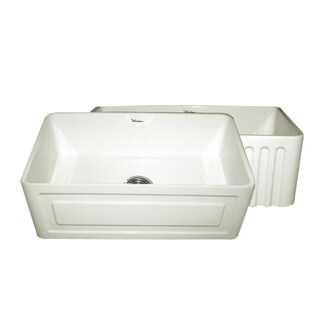 Whitehaus Collection Fireclay Sink