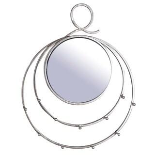 12x15.5 HANGER, Gold Mirror with Hangers - 12x15.5x1.5