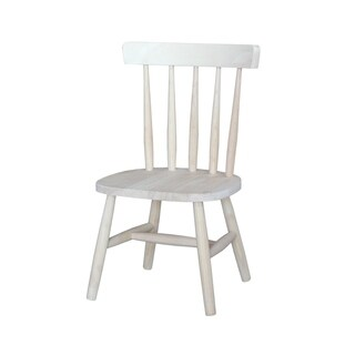 International Concepts Tot's Chair (Set of 2)