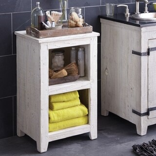 Americana Freestanding 2-shelf Bathroom Cubby