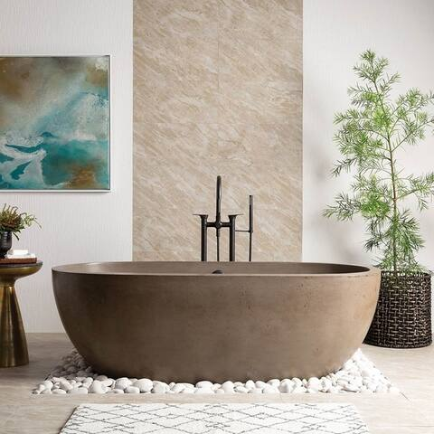 oversized private bathtubs | Buy Size Large Over 71 inches Soaking Tubs Online at ...