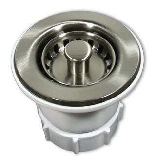 Brushed Nickel 2-inch Jr. Strainer