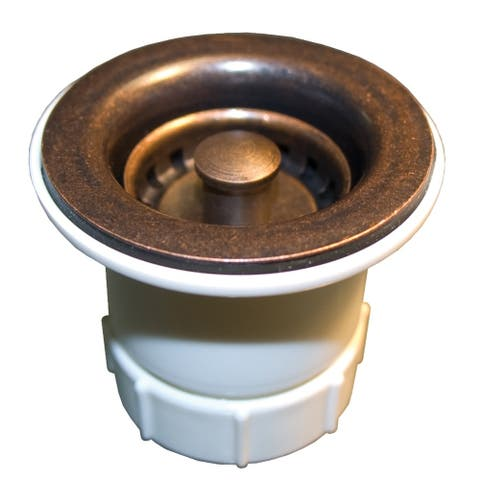 Weathered Copper 2-inch Jr. Strainer