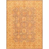 "Pasargad Ferehan Collection Lamb's Wool Hand-Knotted Area Rug (8'11"" X 12' 2"")"