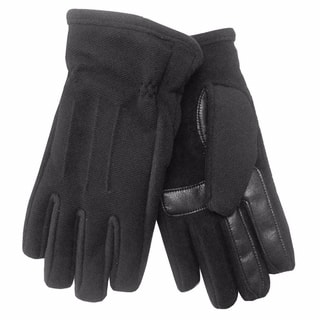 Men's Isotoner A75568 Active SmartTouch Touch Screen THERMAflex Gloves