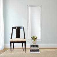 Allan Andrews Gemma Clear Wood Tall Mirror