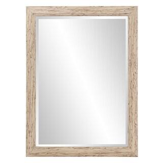 Allan Andrews Lincoln White Mirror