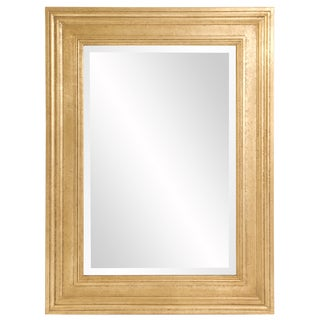 Allan Andrews Channing Gold Mirror