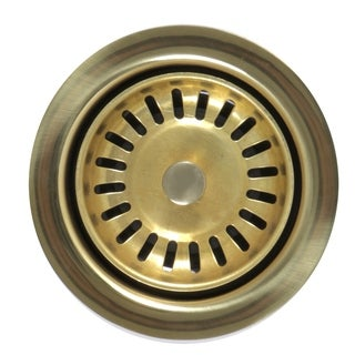 Highpoint Collection Brass Disposal Flange