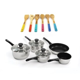 Vision 14pc Cookware Set, 8pc Ckwre Set & 6pc Tool set