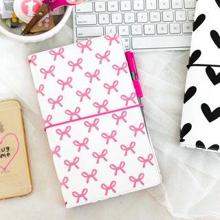 "Freckled Fawn Pocket Traveler's Notebook 9""X5.75"""