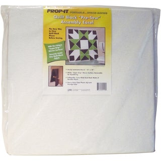PROP-IT Quilt Block Pre-Sew Assembly Easel