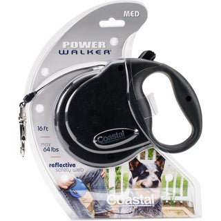 Power Walker 16' Retractable Dog Leash Medium