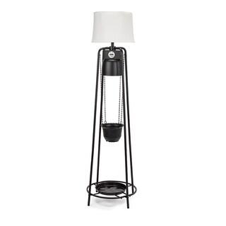 Catalina Lighting 20745-000 GloGro Etagere Grow Lamp, Black