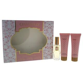 Dana Chantilly Women's 3-piece Gift Set https://ak1.ostkcdn.com/images/products/18227187/P24367775.jpg?_ostk_perf_=percv&impolicy=medium
